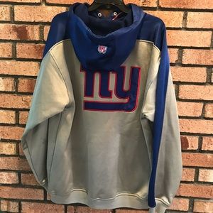 NFL Shirts - NFL NY Giants Sweatshirt